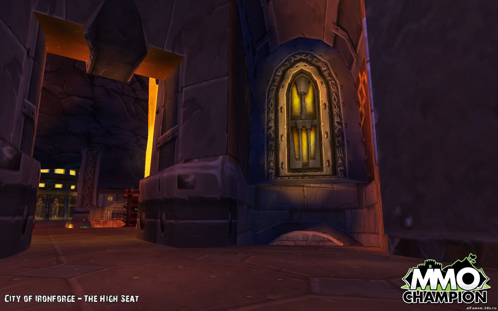 wow, ironforge